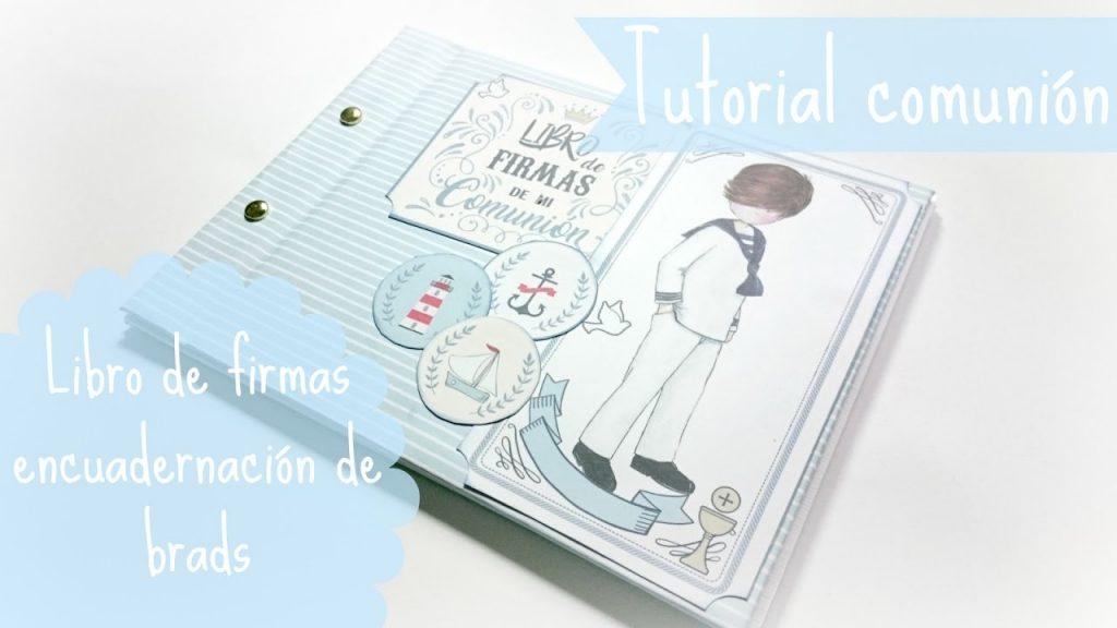Libro de firmas - Scrapbook