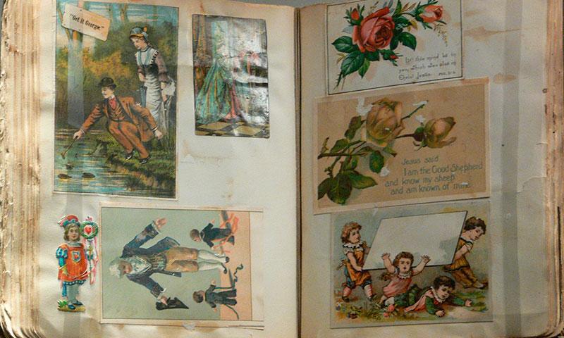 Scrapbook- Historia del Scrapbooking